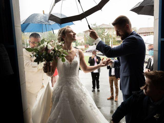 Le mariage de Jeremy et Jennifer à Le Porge, Gironde 26