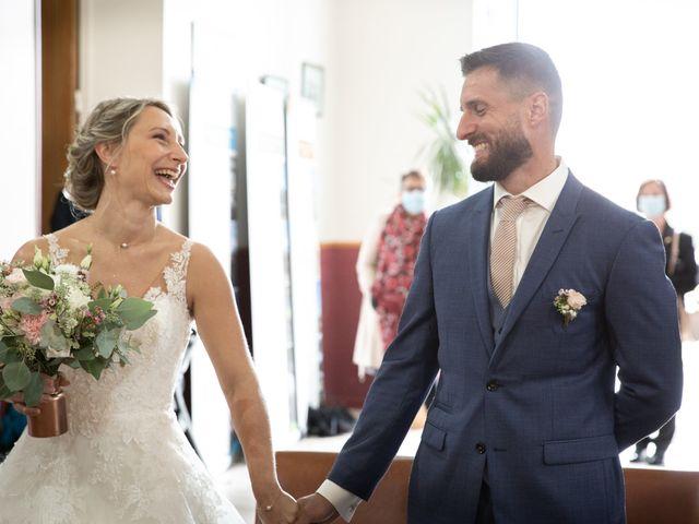 Le mariage de Jeremy et Jennifer à Le Porge, Gironde 27