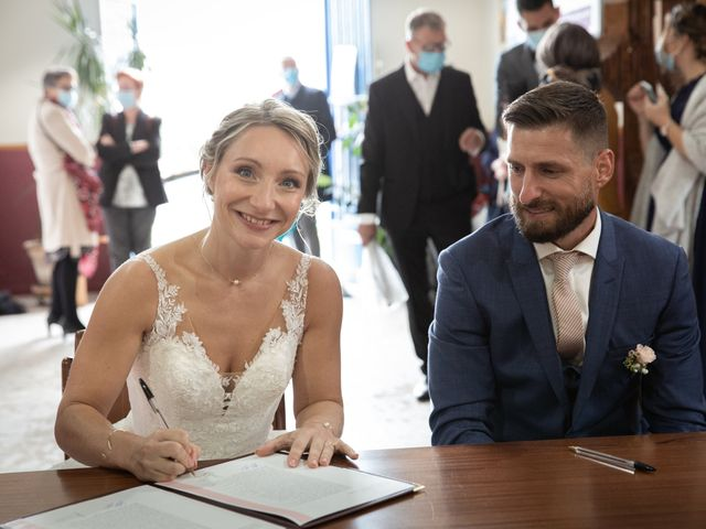 Le mariage de Jeremy et Jennifer à Le Porge, Gironde 28