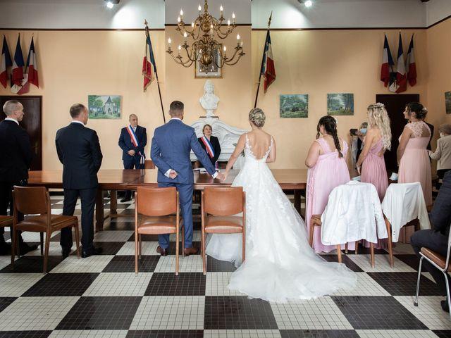 Le mariage de Jeremy et Jennifer à Le Porge, Gironde 29