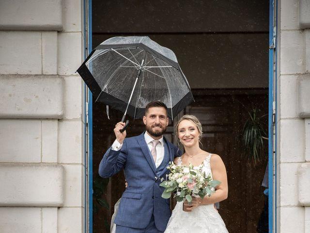 Le mariage de Jeremy et Jennifer à Le Porge, Gironde 31
