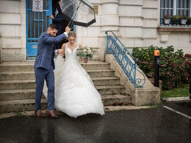 Le mariage de Jeremy et Jennifer à Le Porge, Gironde 32