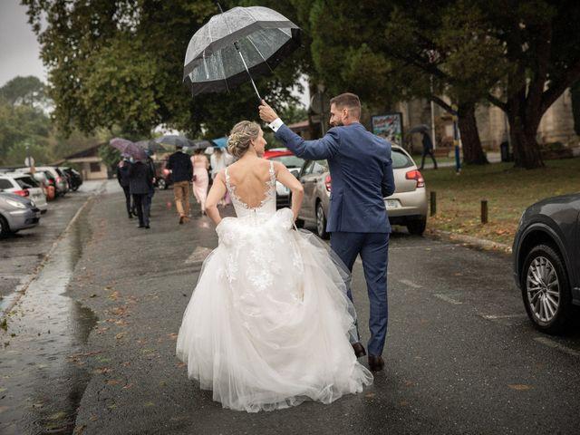 Le mariage de Jeremy et Jennifer à Le Porge, Gironde 33