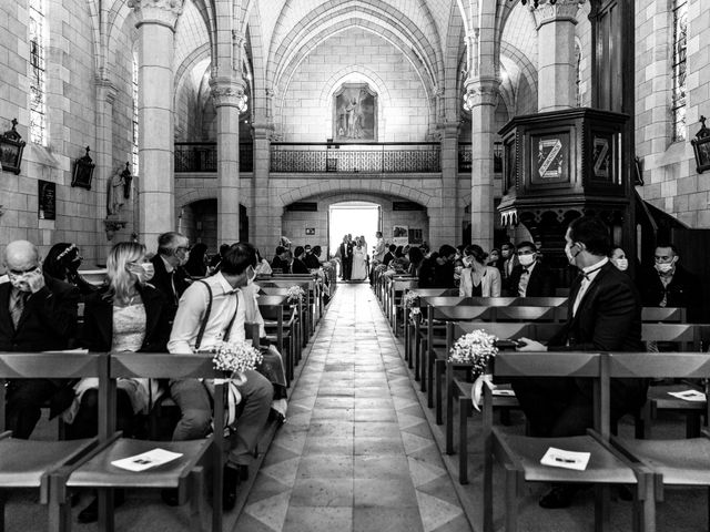 Le mariage de Jeremy et Jennifer à Le Porge, Gironde 36