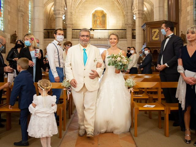 Le mariage de Jeremy et Jennifer à Le Porge, Gironde 37
