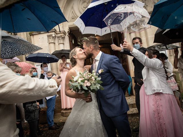 Le mariage de Jeremy et Jennifer à Le Porge, Gironde 48