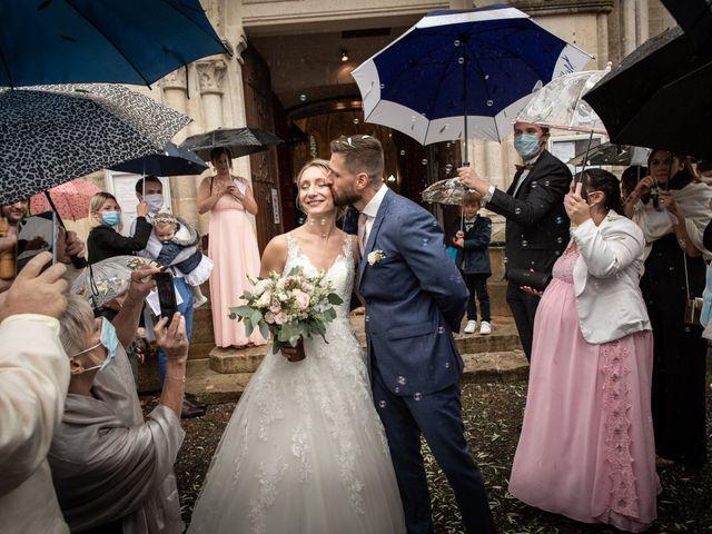 Le mariage de Jeremy et Jennifer à Le Porge, Gironde 50