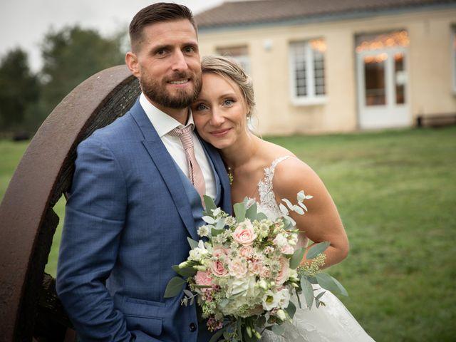 Le mariage de Jeremy et Jennifer à Le Porge, Gironde 1