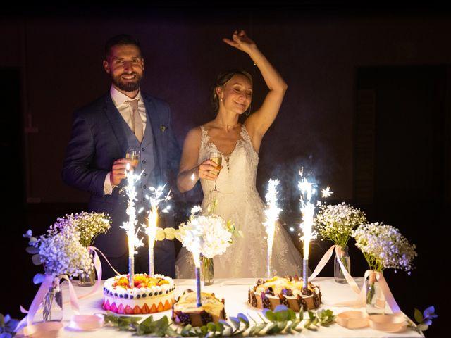 Le mariage de Jeremy et Jennifer à Le Porge, Gironde 81
