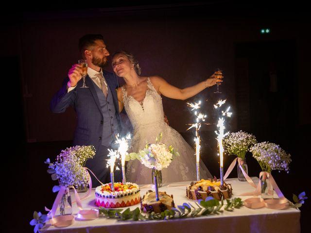 Le mariage de Jeremy et Jennifer à Le Porge, Gironde 83