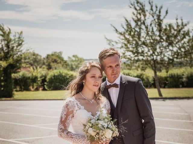 Le mariage de David et Margaux à Buysscheure, Nord 16