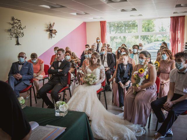 Le mariage de David et Margaux à Buysscheure, Nord 17