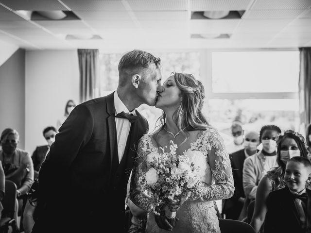 Le mariage de David et Margaux à Buysscheure, Nord 18