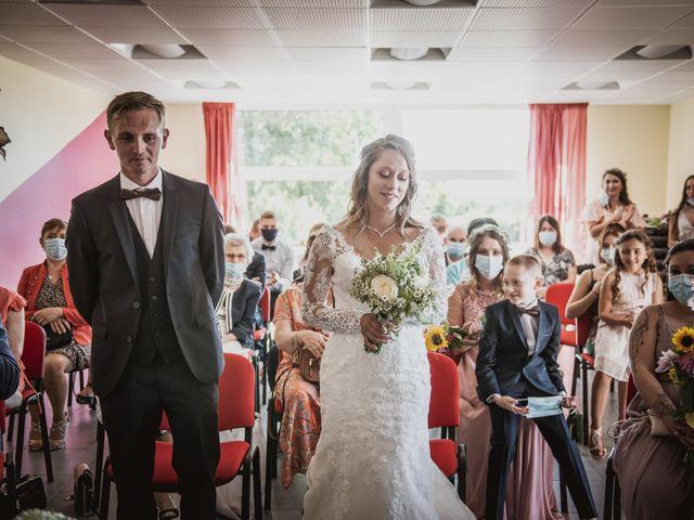 Le mariage de David et Margaux à Buysscheure, Nord 19