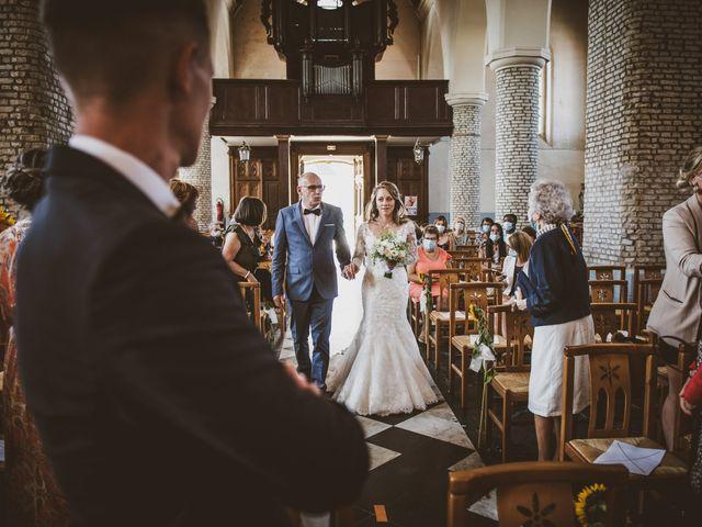 Le mariage de David et Margaux à Buysscheure, Nord 20
