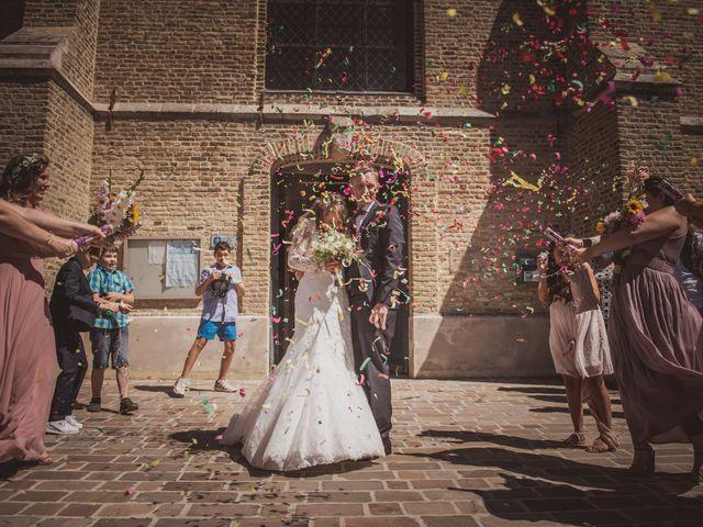 Le mariage de David et Margaux à Buysscheure, Nord 22