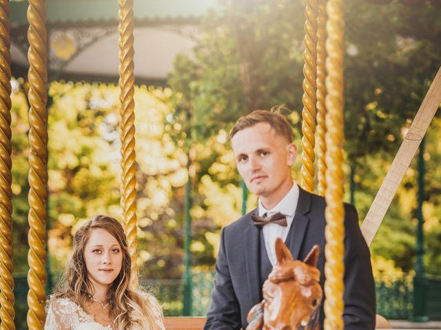 Le mariage de David et Margaux à Buysscheure, Nord 35