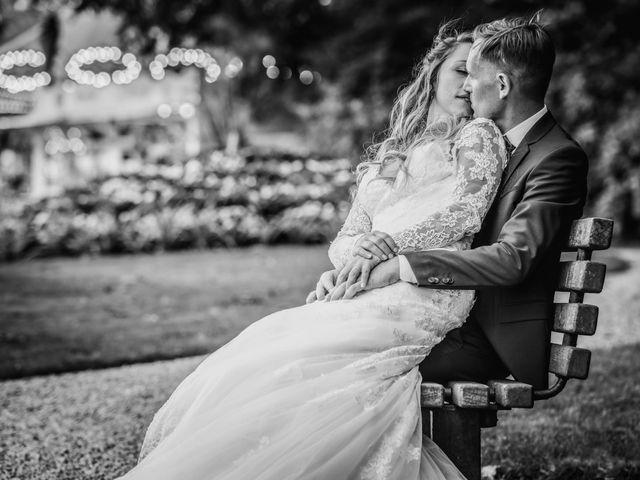 Le mariage de David et Margaux à Buysscheure, Nord 36