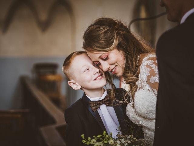 Le mariage de David et Margaux à Buysscheure, Nord 46