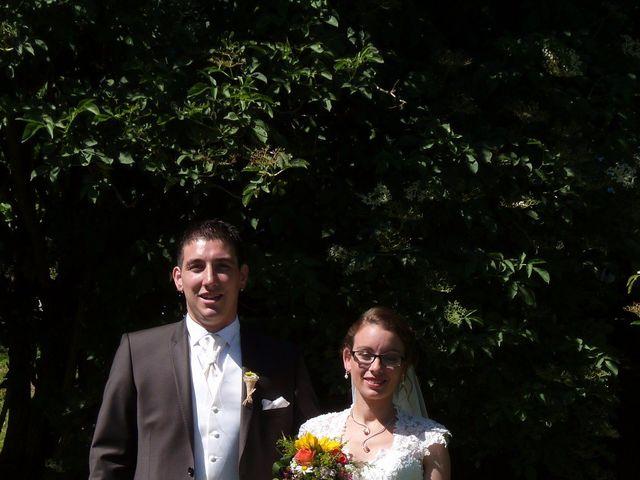 Le mariage de Kévin et Loriane à Châtillon-sur-Thouet, Deux-Sèvres 9