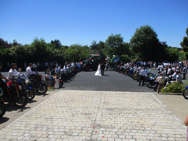 Le mariage de Kévin et Loriane à Châtillon-sur-Thouet, Deux-Sèvres 17