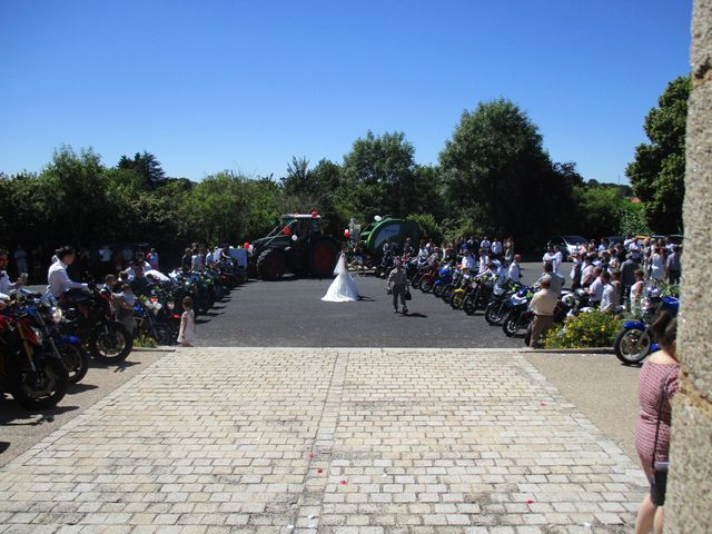 Le mariage de Kévin et Loriane à Châtillon-sur-Thouet, Deux-Sèvres 19
