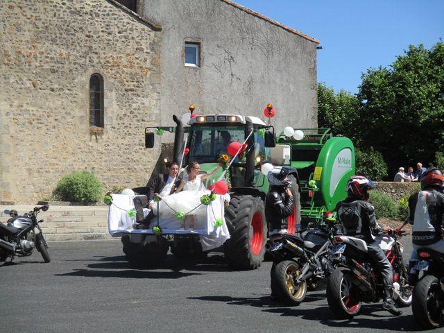 Le mariage de Kévin et Loriane à Châtillon-sur-Thouet, Deux-Sèvres 22