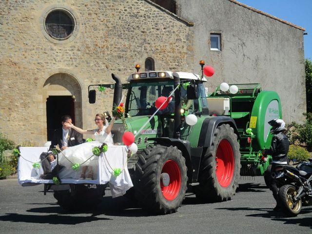 Le mariage de Kévin et Loriane à Châtillon-sur-Thouet, Deux-Sèvres 23