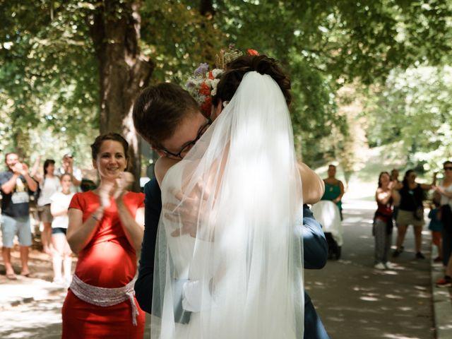 Le mariage de Lucas et Marion à Châtillon-sur-Seine, Côte d'Or 2