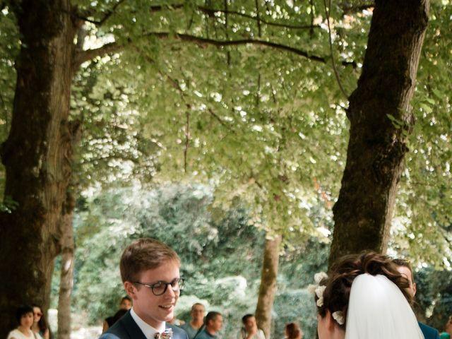 Le mariage de Lucas et Marion à Châtillon-sur-Seine, Côte d'Or 7