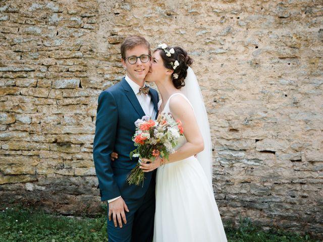 Le mariage de Lucas et Marion à Châtillon-sur-Seine, Côte d'Or 8