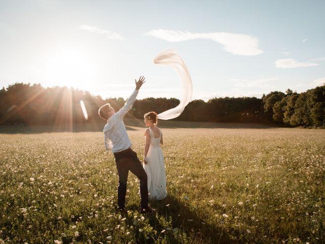 Le mariage de Marion et Lucas