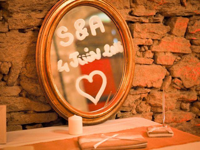 Le mariage de Antoine et Sandra à Auray, Morbihan 8