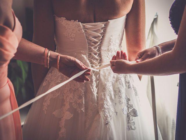 Le mariage de Antoine et Sandra à Auray, Morbihan 14