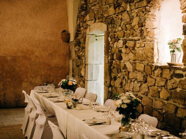 Le mariage de Cédric et Victorine à Allan, Drôme 6