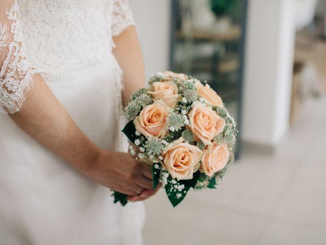 Le mariage de Cédric et Victorine à Allan, Drôme 12