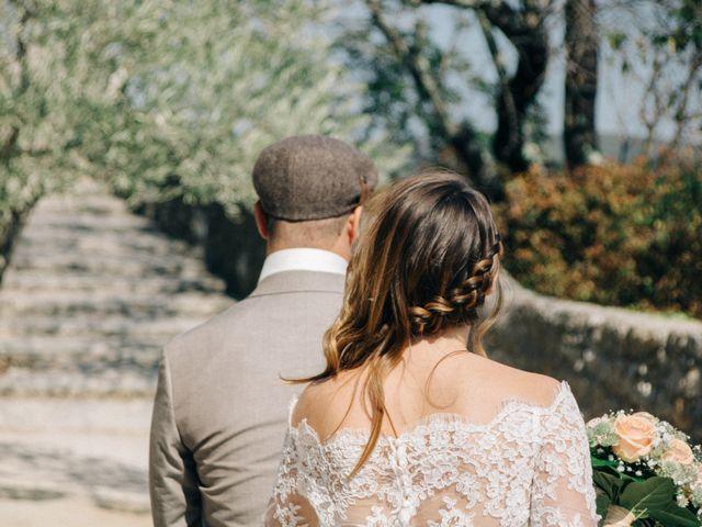 Le mariage de Cédric et Victorine à Allan, Drôme 13