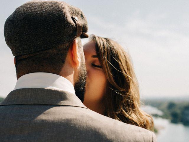 Le mariage de Cédric et Victorine à Allan, Drôme 14