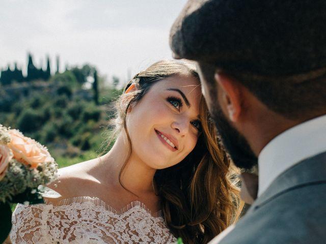 Le mariage de Cédric et Victorine à Allan, Drôme 15