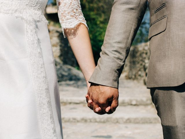 Le mariage de Cédric et Victorine à Allan, Drôme 16