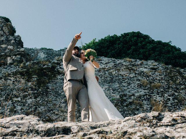 Le mariage de Cédric et Victorine à Allan, Drôme 20