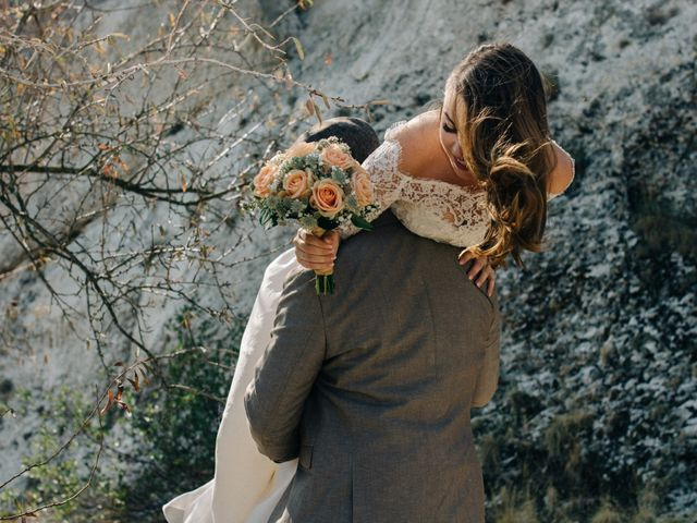 Le mariage de Cédric et Victorine à Allan, Drôme 21