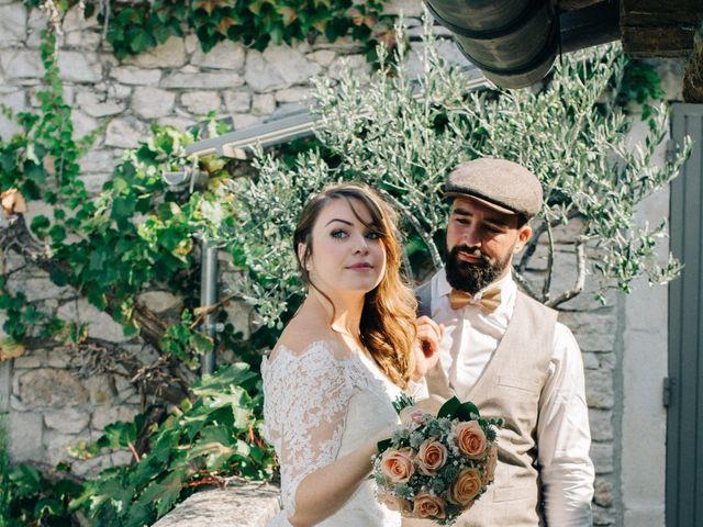 Le mariage de Cédric et Victorine à Allan, Drôme 22