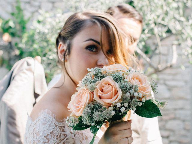 Le mariage de Cédric et Victorine à Allan, Drôme 1