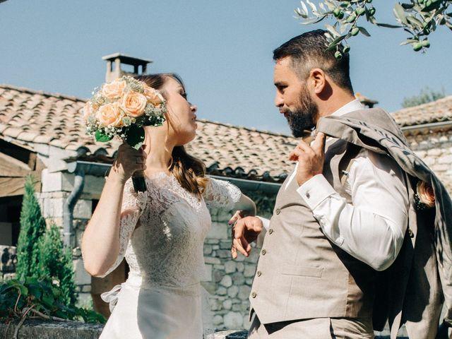 Le mariage de Cédric et Victorine à Allan, Drôme 24