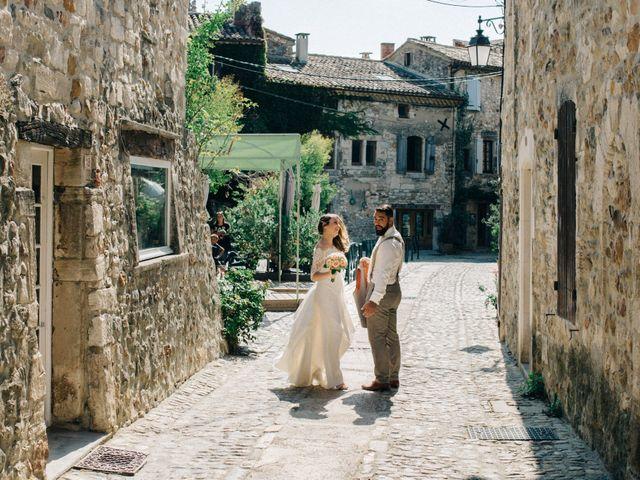 Le mariage de Cédric et Victorine à Allan, Drôme 25
