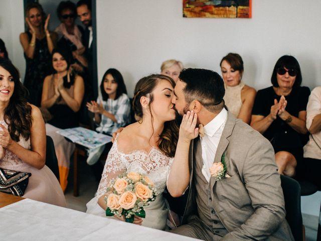 Le mariage de Cédric et Victorine à Allan, Drôme 29
