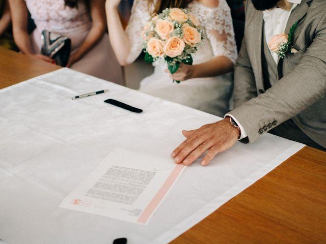 Le mariage de Cédric et Victorine à Allan, Drôme 33