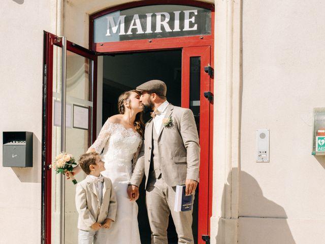 Le mariage de Cédric et Victorine à Allan, Drôme 36