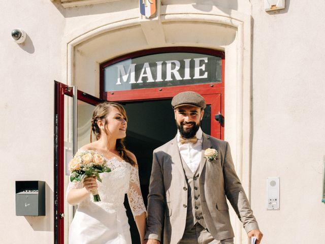 Le mariage de Cédric et Victorine à Allan, Drôme 37